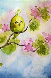 Journal: Bird by Bird Notebook: Lined Journal, 120 Pages, 5.5 X 8.5, Bird Journal Notebook, Soft Cover, Matte Finish