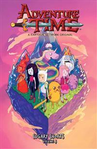 Adventure Time: Sugary Shorts, Volume 4