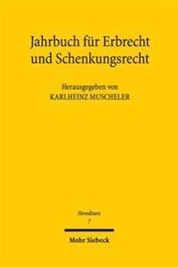 Hereditare - Jahrbuch Fur Erbrecht Und Schenkungsrecht: Band 7