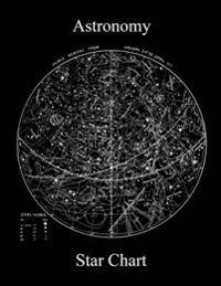 Astronomy Star Map Chart Dot Grid 5mm Spacing Notebook Journal (8.5 X 11 Large)