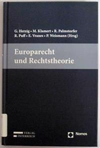 Europarecht Und Rechtstheorie
