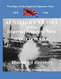 Printing and Selling Books: Auxiliary Vessel of the Imperial Japanese Navy World War II