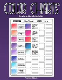 Color Charts XL: Color Collection Edition