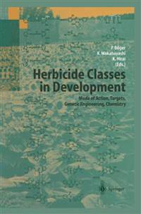 Herbicide Classes in Development