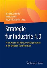 Strategie Fur Industrie 4.0: Praxiswissen Fur Mensch Und Organisation in Der Digitalen Transformation