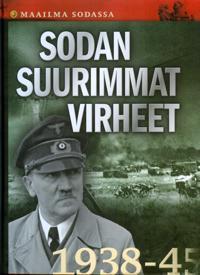 Sodan suurimmat virheet 1938-45
