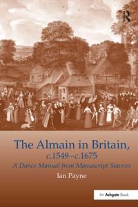 Almain in Britain, c.1549-c.1675