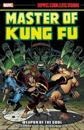 Epic Collection Master of Kung Fu 1