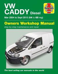 Vw caddy diesel (mar 04-sept 15) 04 to 65