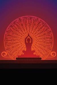 Yoga Any Day Planner Notebook: Blank Scheduler Organizer