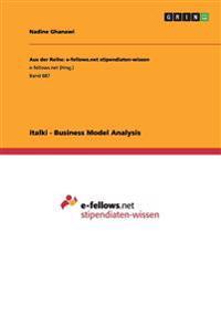 italki - Business Model Analysis