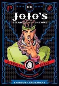 Jojo's Bizarre Adventure - Stardust Crusaders 6