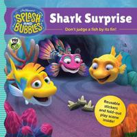 Splash and Bubbles: Shark Surprise with sticker play scene