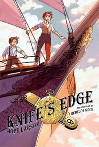 Knife's Edge: A Graphic Novel