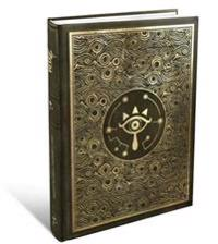 Legend of zelda: breath of the wild - the complete official guide - deluxe