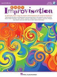 Easy Improvisation: For Horn