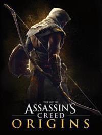 Art of assassins creed origins