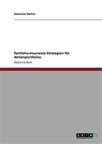 Portfolio-Insurance-Strategien Fur Aktienportfolios