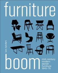 Furniture Boom - Lars Dybdahl - böcker (9788793604124)     Bokhandel