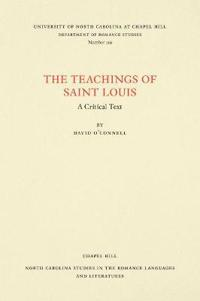 The Teachings of Saint Louis