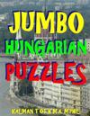Jumbo Hungarian Puzzles: 111 Large Print Hungarian Word Search Puzzles