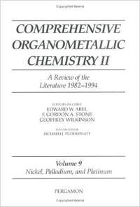 Comprehensive Organometallic Chemistry II