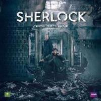 Sherlock Official 2018 Calendar - Square Wall Format