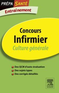 Concours Infirmier Culture generale Entrainement