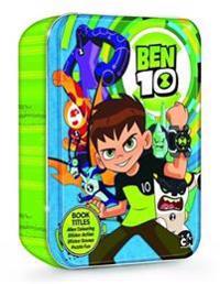 Ben 10 Tin of Books