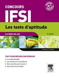Concours IFSI Les tests d'aptitude Le tout-en-un