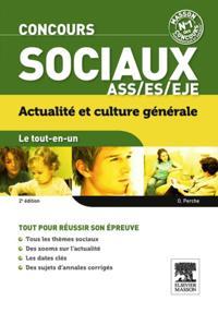 Concours sociaux Culture generale Le tout-en-un