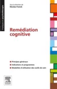 Remediation cognitive
