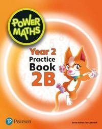 Power Maths Year 2 Pupil Practice Book 2B