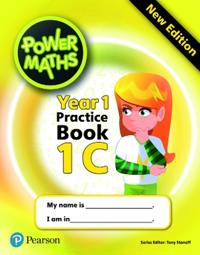 Power Maths Year 1 Pupil Practice Book 1C