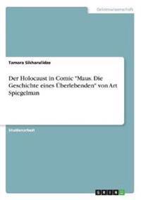 """Der Holocaust in Comic """"Maus. Die Geschichte eines Überlebenden"""" von Art Spiegelman"""