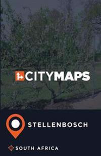 City Maps Stellenbosch South Africa