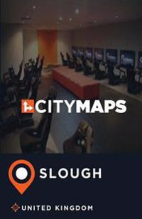 City Maps Slough United Kingdom