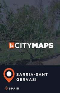 City Maps Sarria-Sant Gervasi Spain