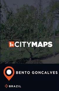 City Maps Bento Goncalves Brazil