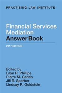 Financial Services Mediation Answer Book