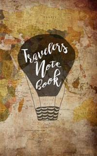 Travelers Notebook: Camping Journal Notebook (Summer Journal with Prompts) 3