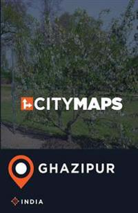 City Maps Ghazipur India