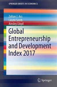 Global Entrepreneurship Index 2017