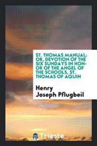 St. Thomas Manual