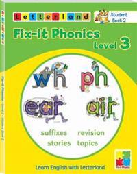 Fix-it phonics - learn english with letterland