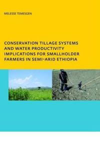 Conservation Tillage Systems and Water Productivity - Implications for Smallholder Farmers in Semi-Arid Ethiopia: PhD, UNESCO-Ihe Institute for Water