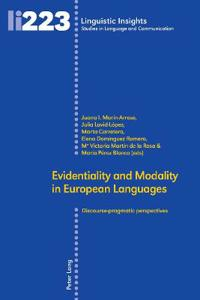 Evidentiality and modality in european languages - discourse-pragmatic pers