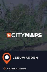 City Maps Leeuwarden Netherlands