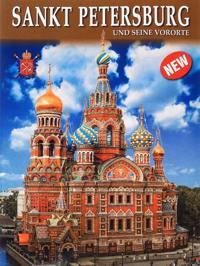 Sankt-Peterburg i prigorody. Na nemetskom jazyke