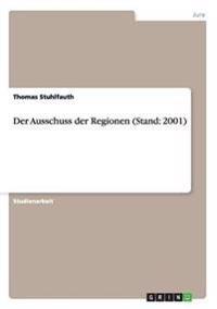 Der Ausschuss Der Regionen (Stand
